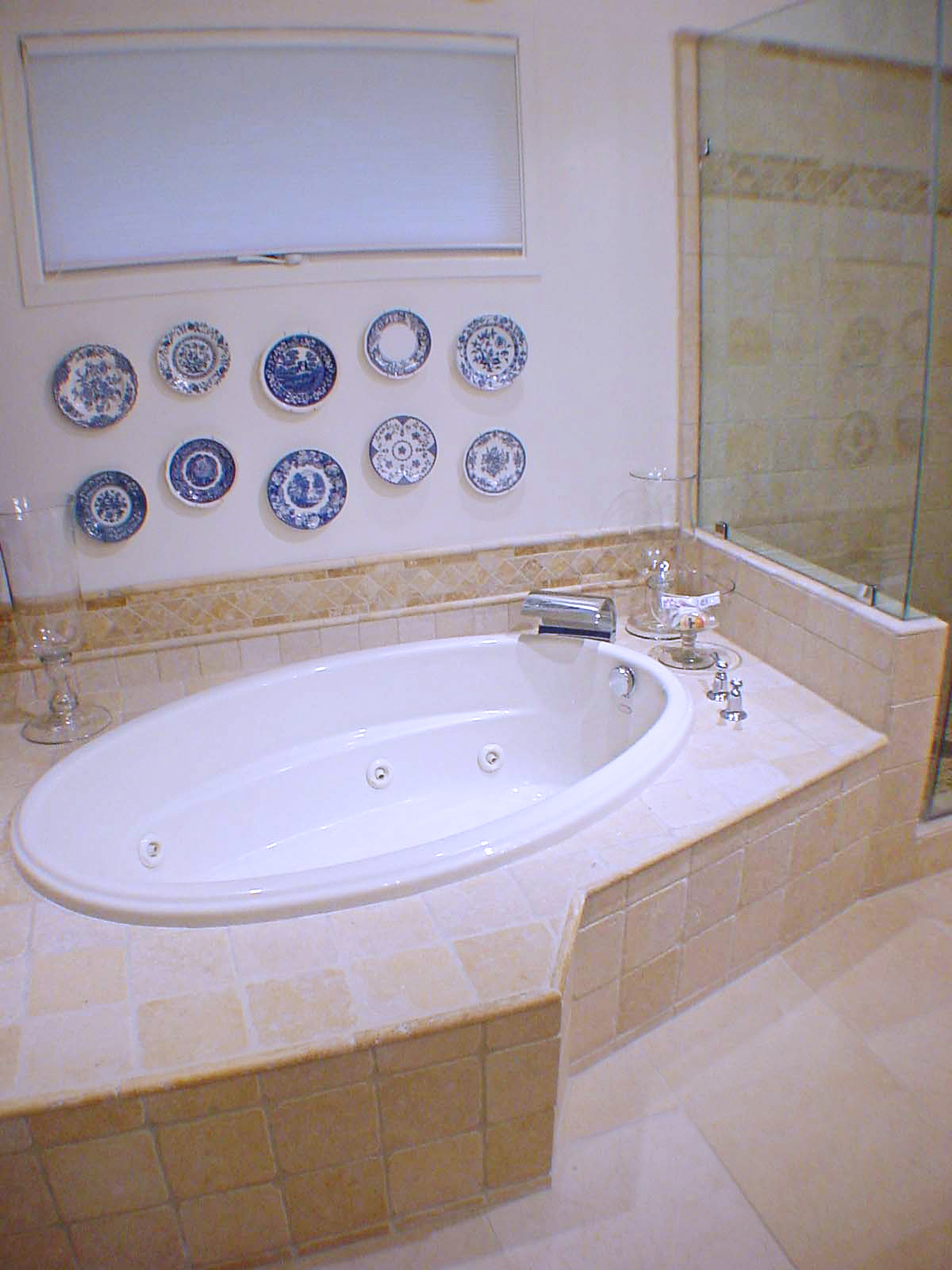 Master Bath with Jets